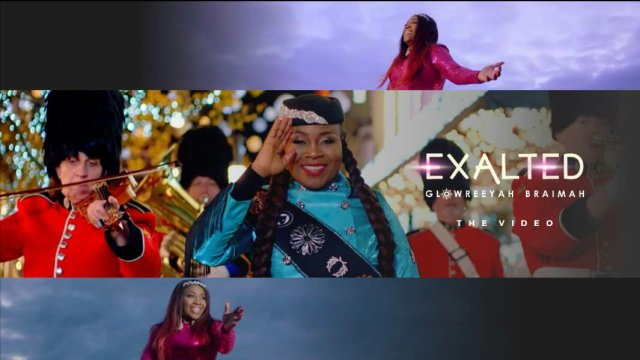 MUSIC Video: Glowreeyah Braimah – Exalted