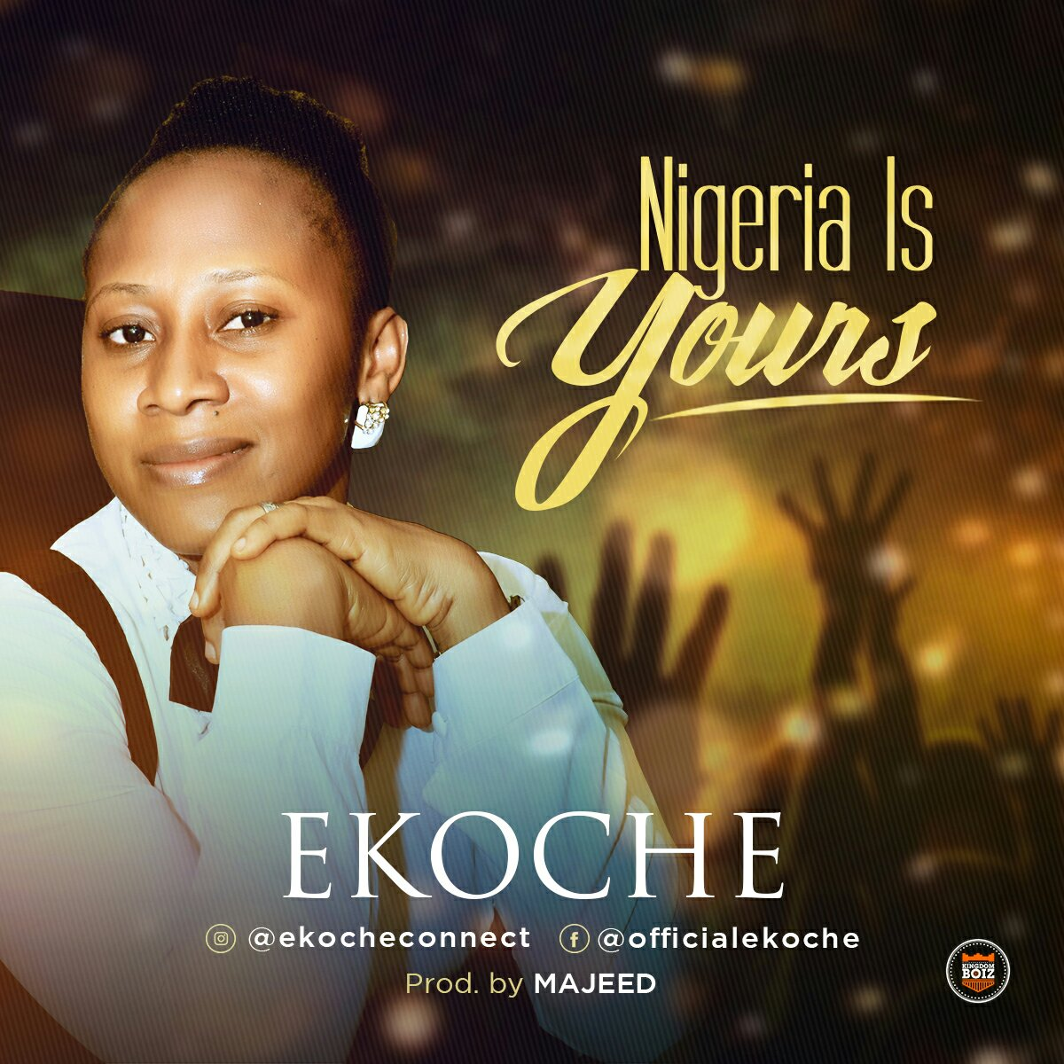 DOWNLOAD Music: Ekoche – Nigeria Is Yours