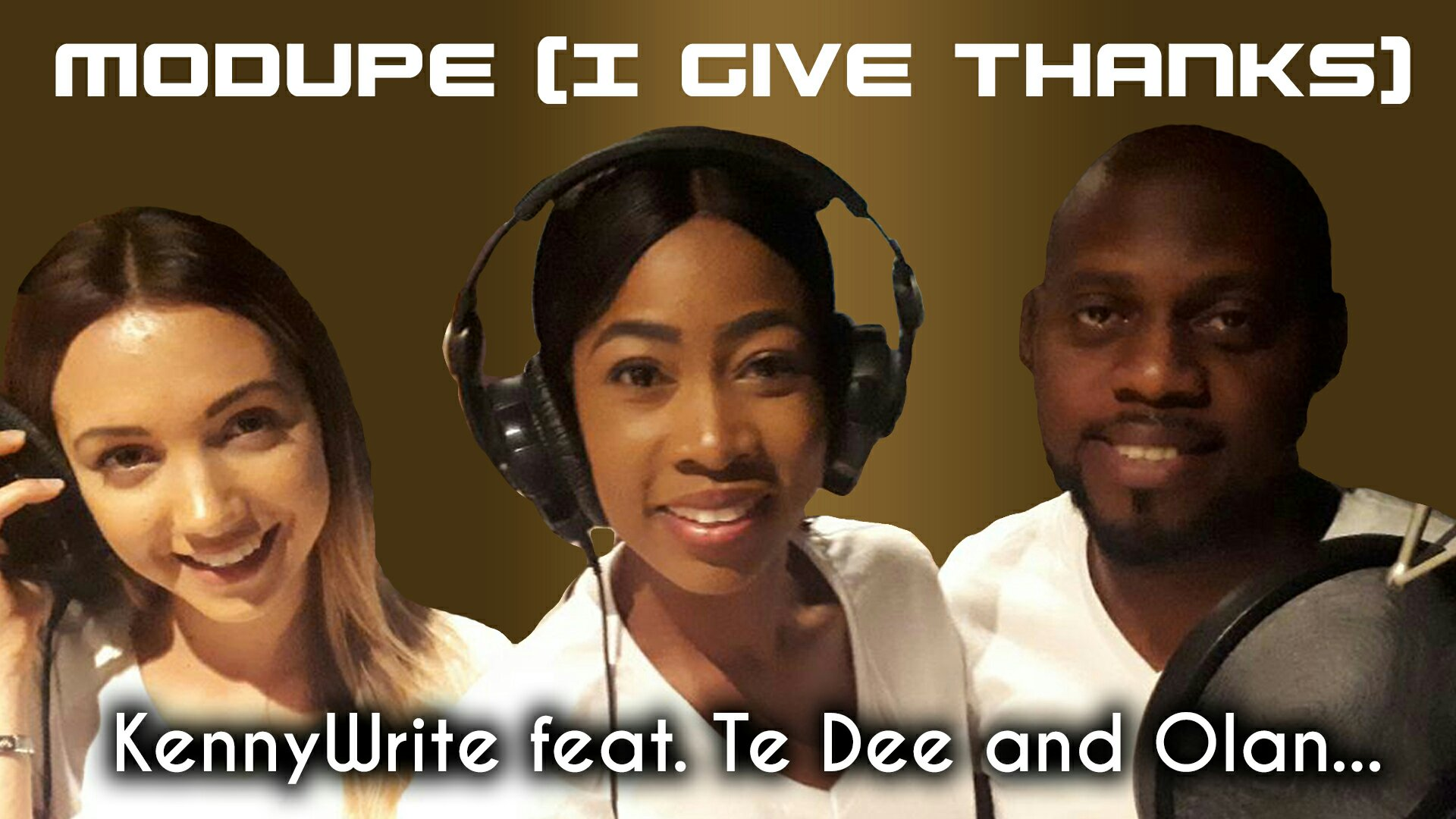 DOWNLOAD Music: Kennywrite – Modupe (ft. Te Dee And Olan)