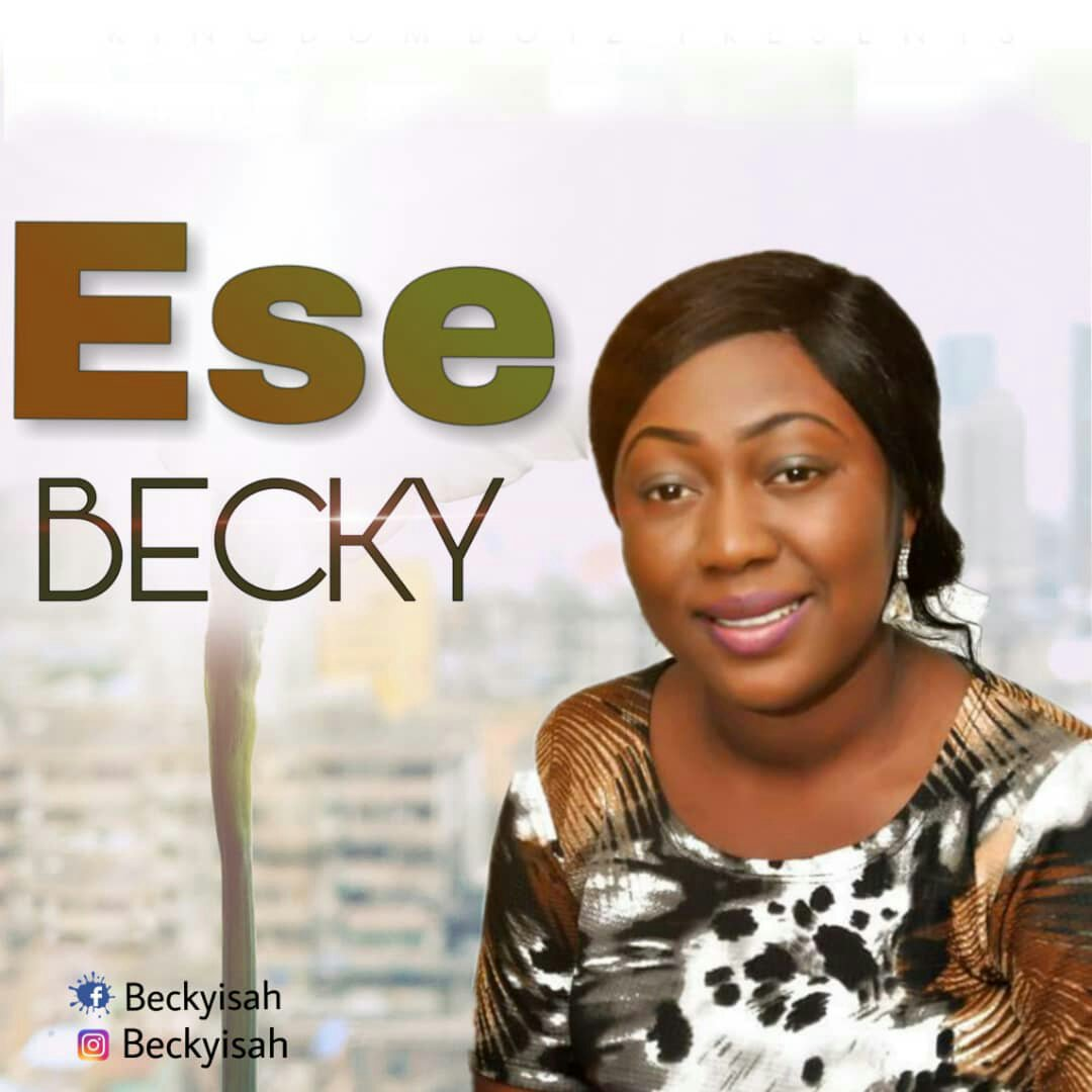 """Becky Releases Brand New Two Singles """"Ese"""" & """"Holy Ghost Dance"""""""