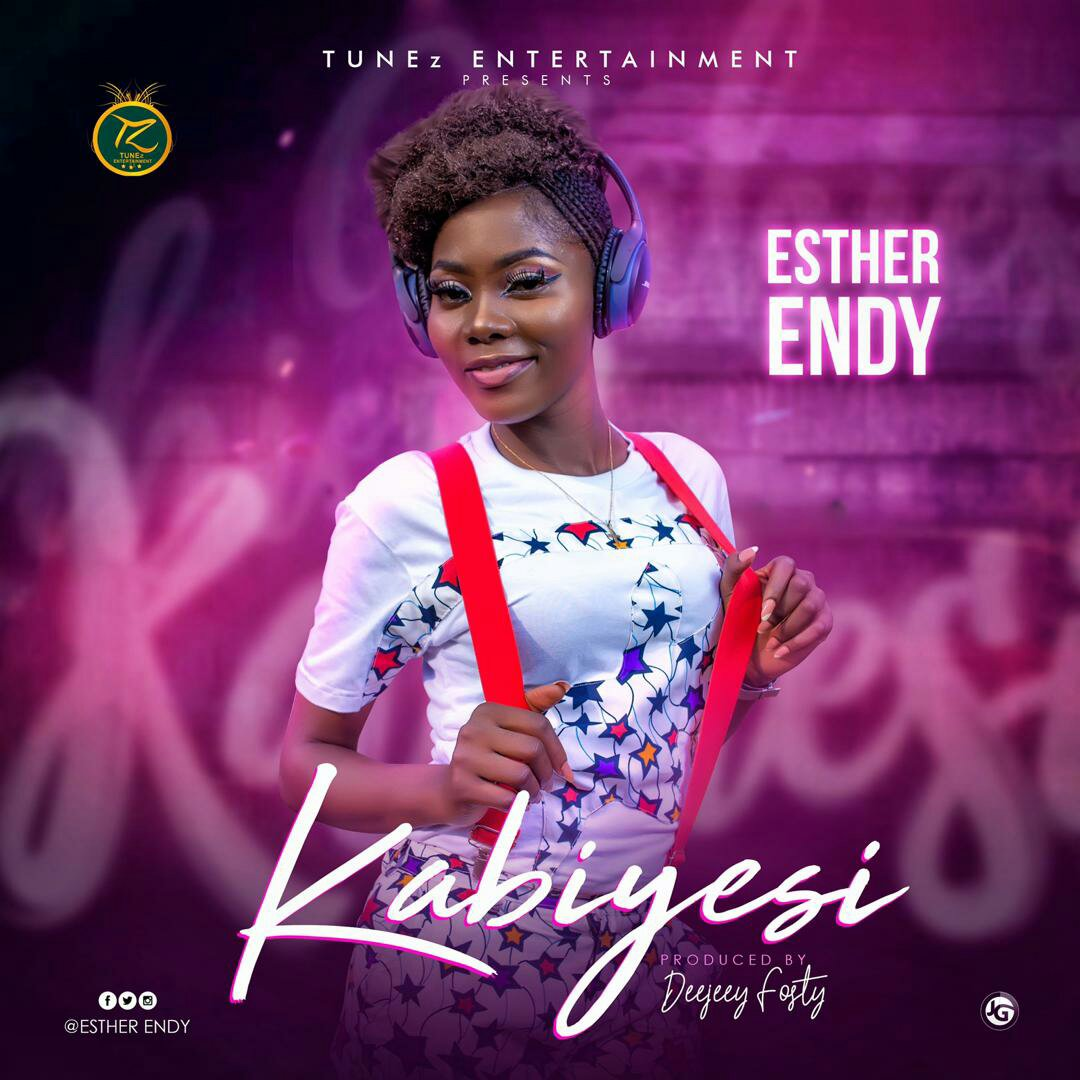 DOWNLOAD Music: Esther Endy - Kabiyesi