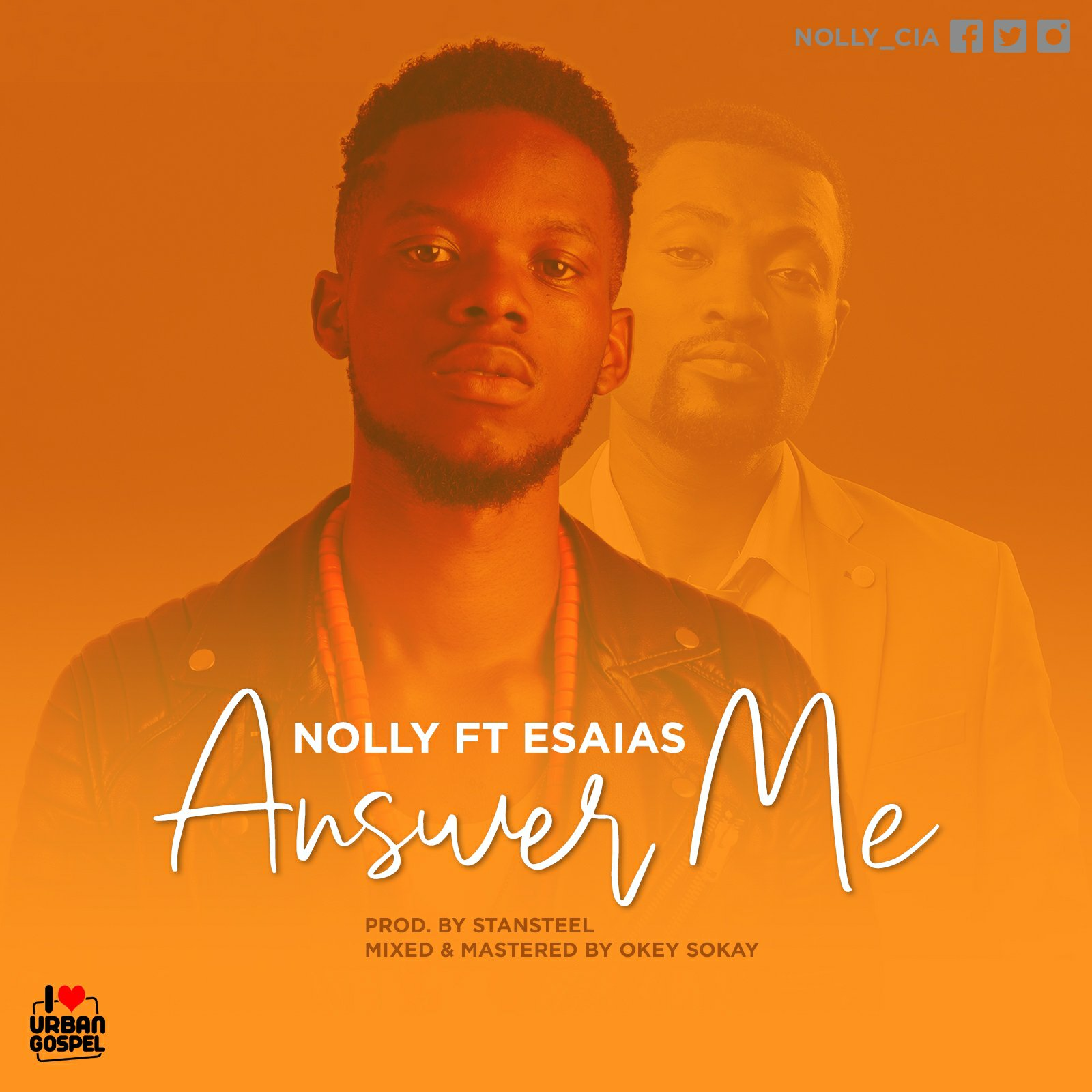 DOWNLOAD Music: Nolly – Answer Me (ft. Esaias)