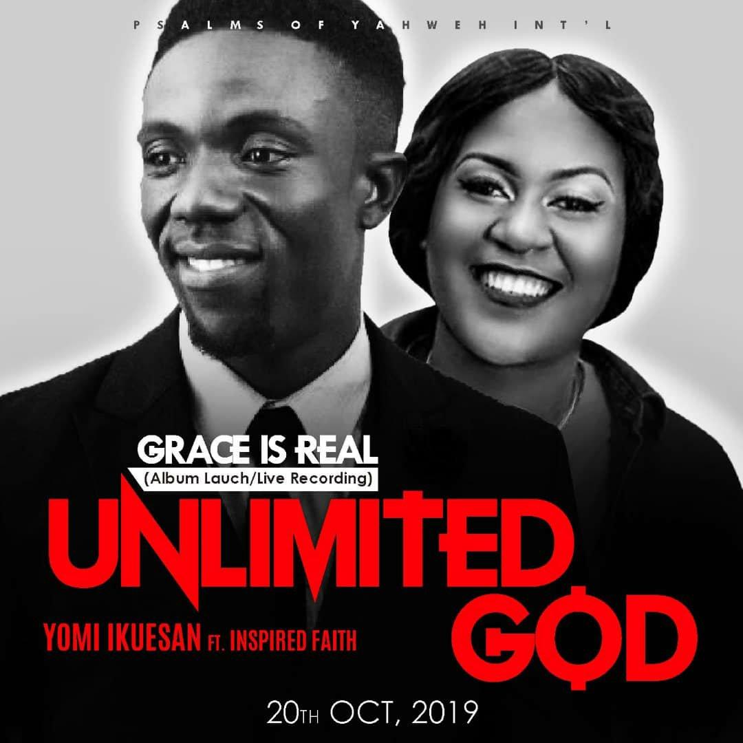 DOWNLOAD Music: Yomi Ikuesan – Unlimited God