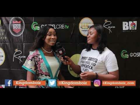 Kingdomboiz Tv On The Red Carpet At Love By Faith Outreach