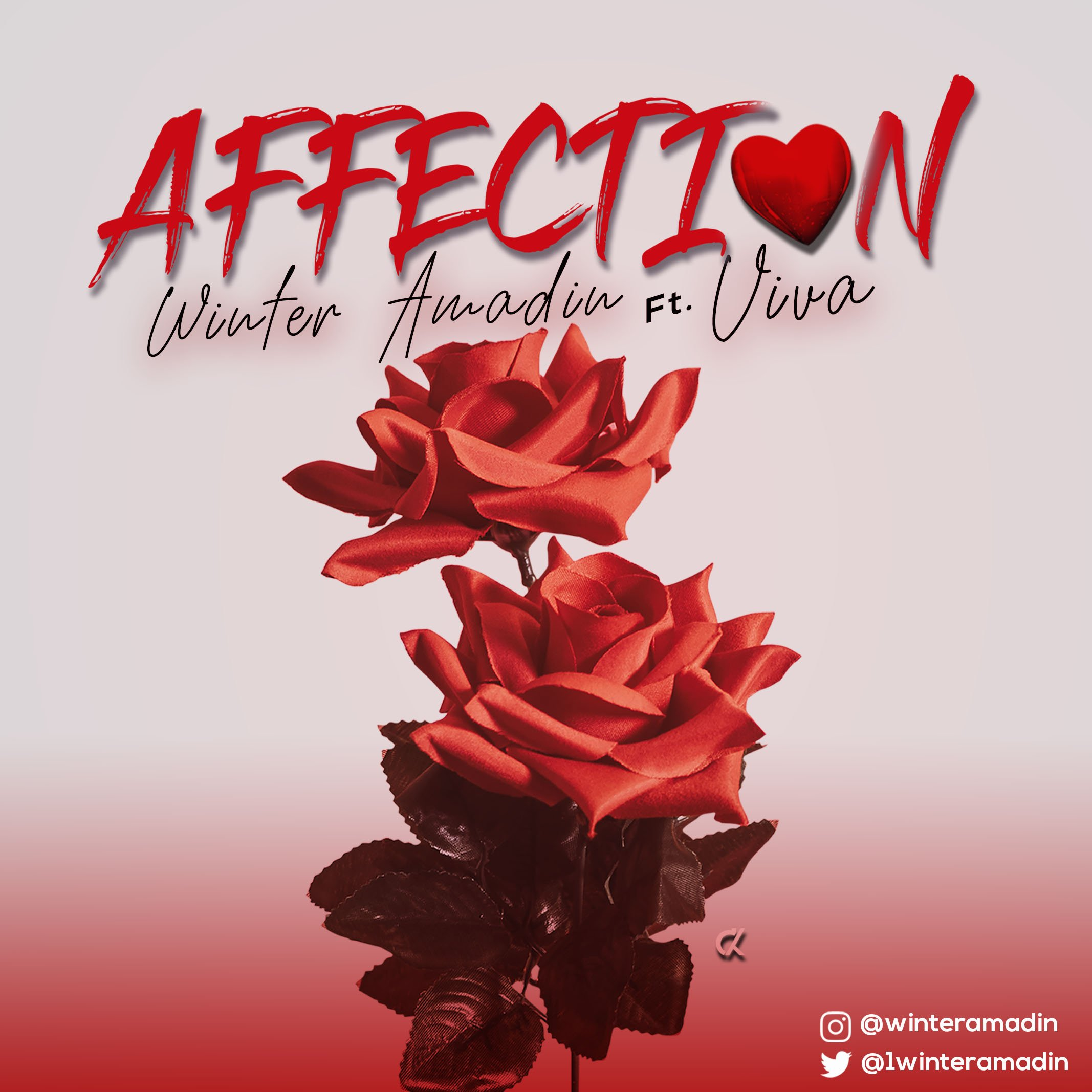 DOWNLOAD Music: Winter Amadin – Affection (ft. Viva)