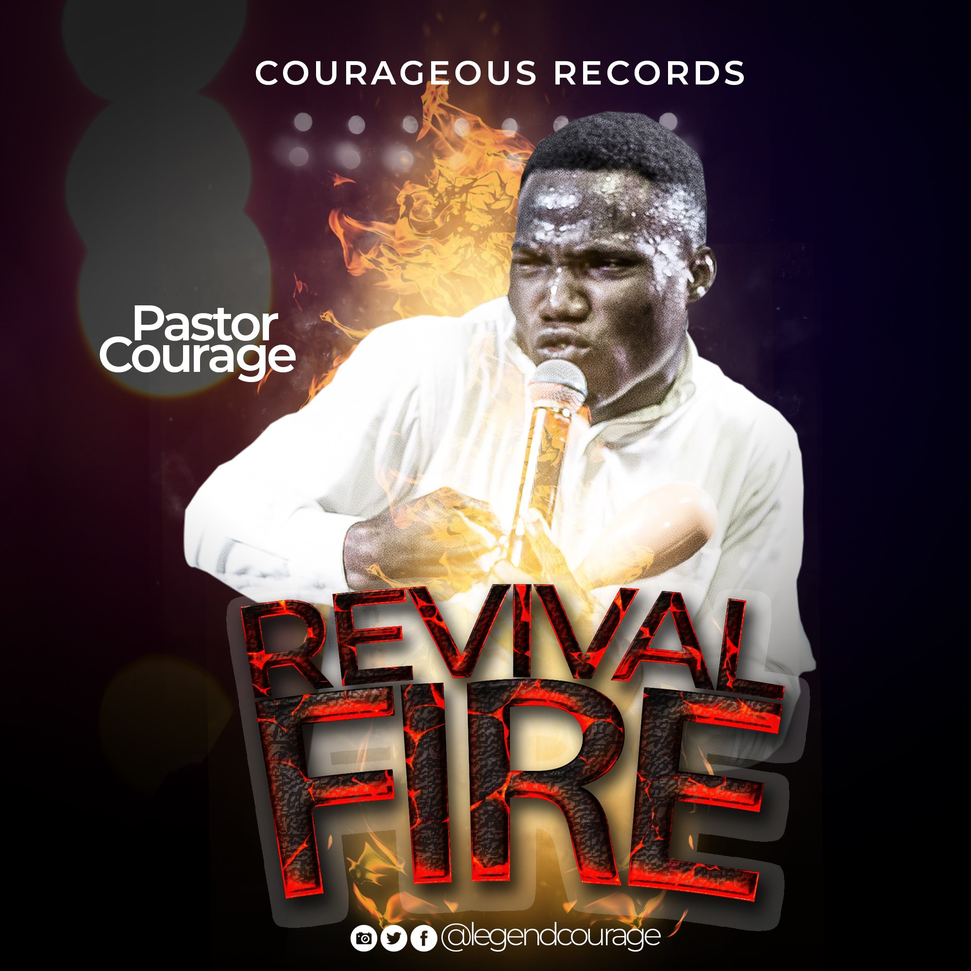 DOWNLOAD Music: Pastor Courage – Revival Fire