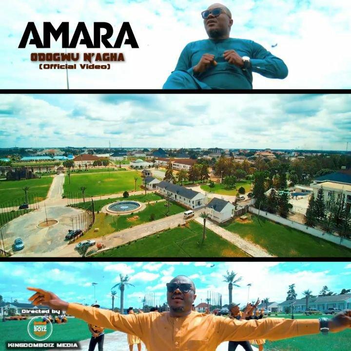 MUSIC Video: Amara – Odogwu N'agha (Official Video)