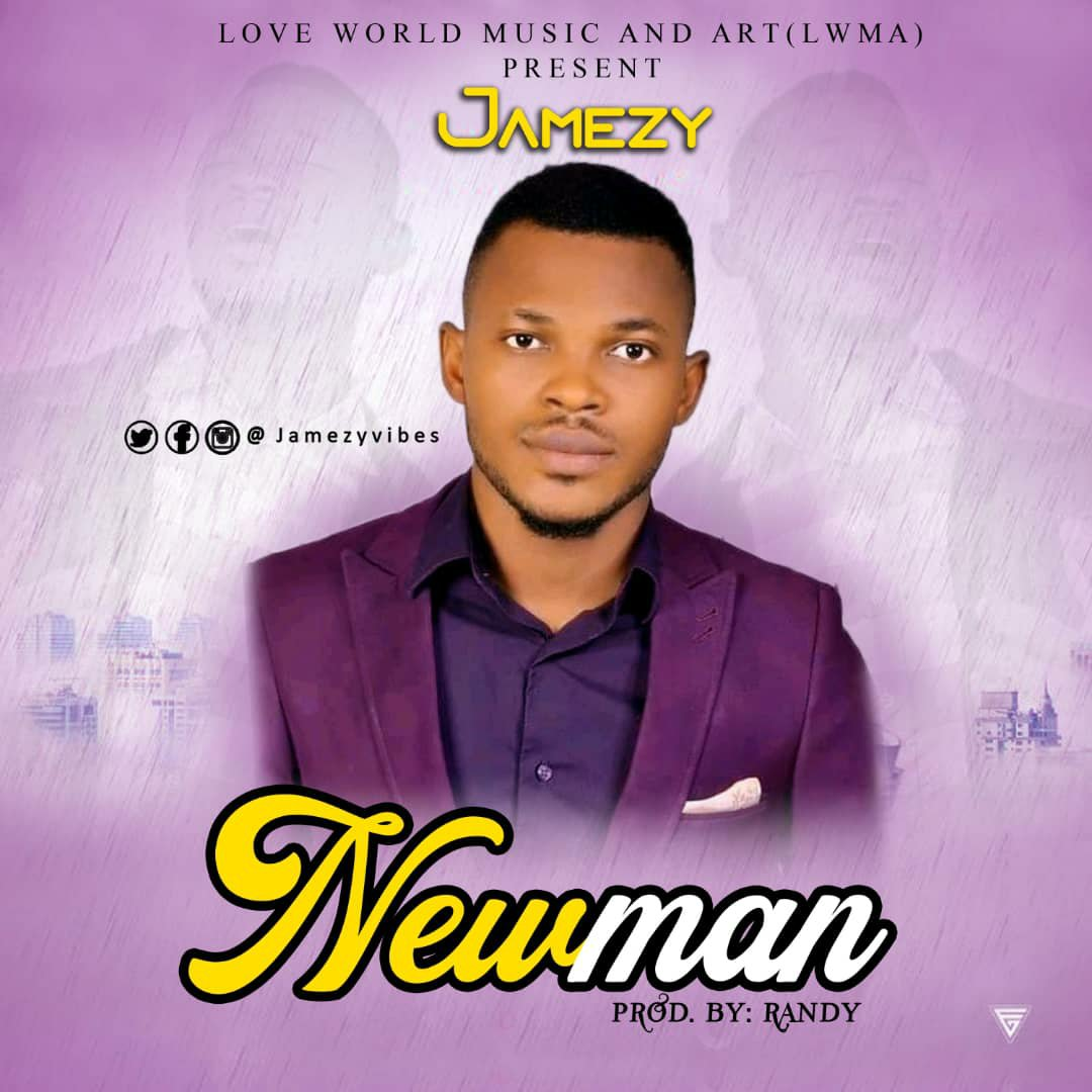 DOWNLOAD Music: Jammy song – New Man