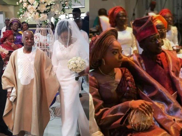 Photos From Bishop Oyedepo's Daughter's Wedding