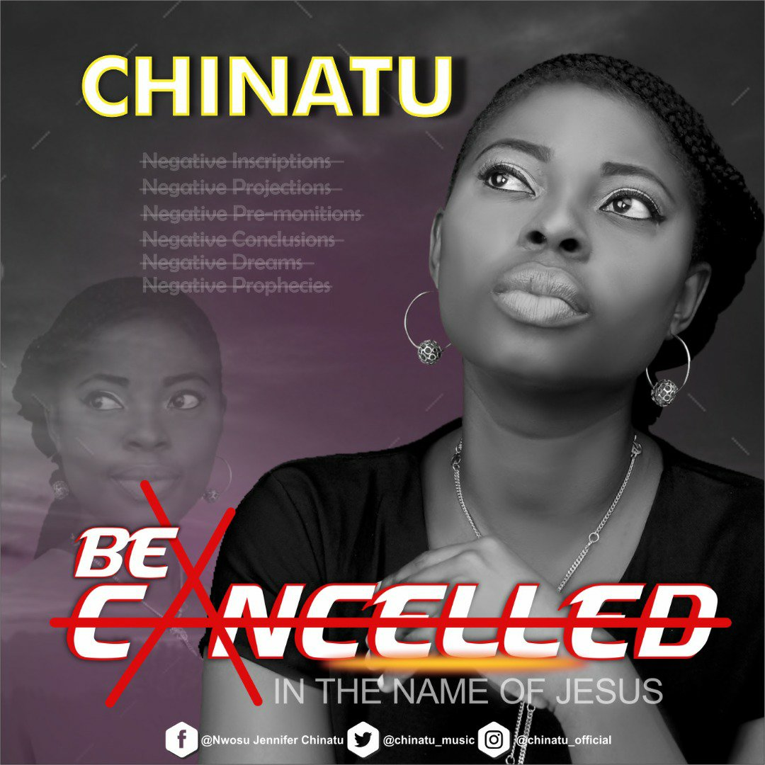 DOWNLOAD Music: Chinatu – Be Cancelled