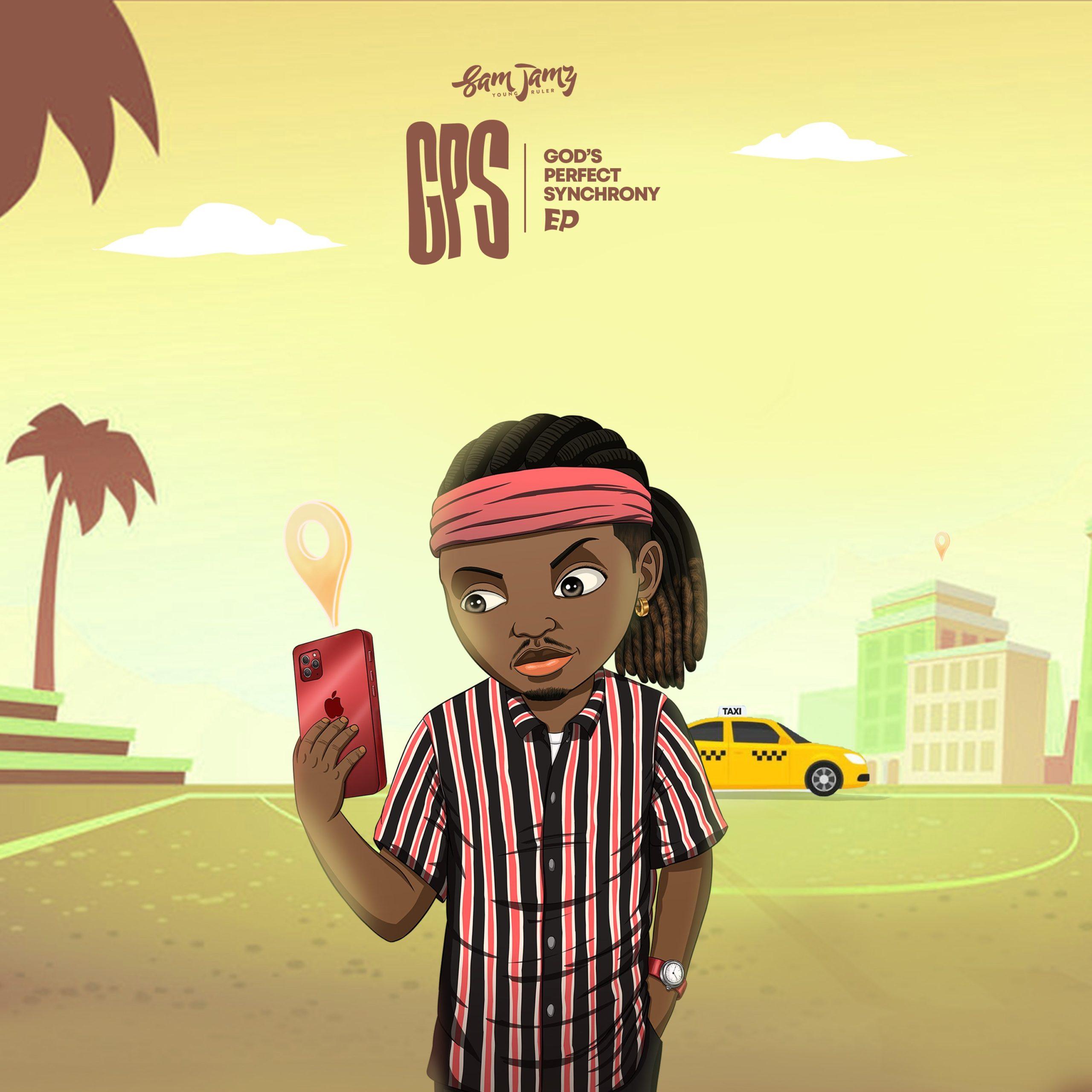 Rapper Sam Jamz Drops New EP – GPS