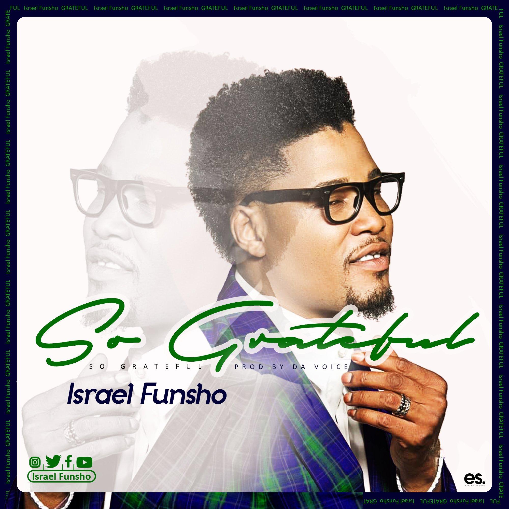 DOWNLOAD Music: Israel Funsho – So Grateful