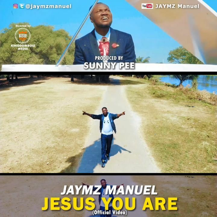 MUSIC Video + Audio: Jaymz Manuel- You Are
