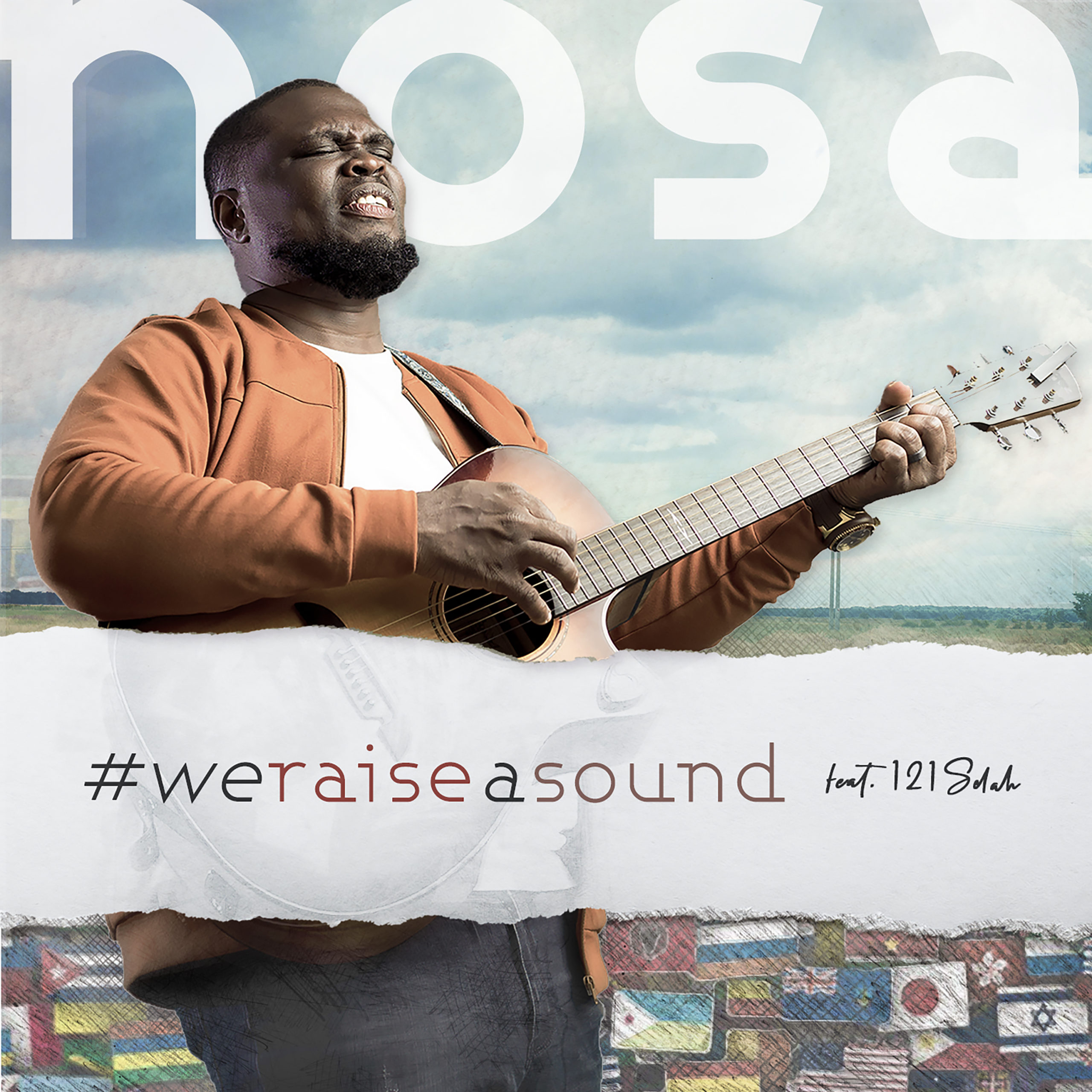 DOWNLOAD Music: Nosa – We Raise A Sound
