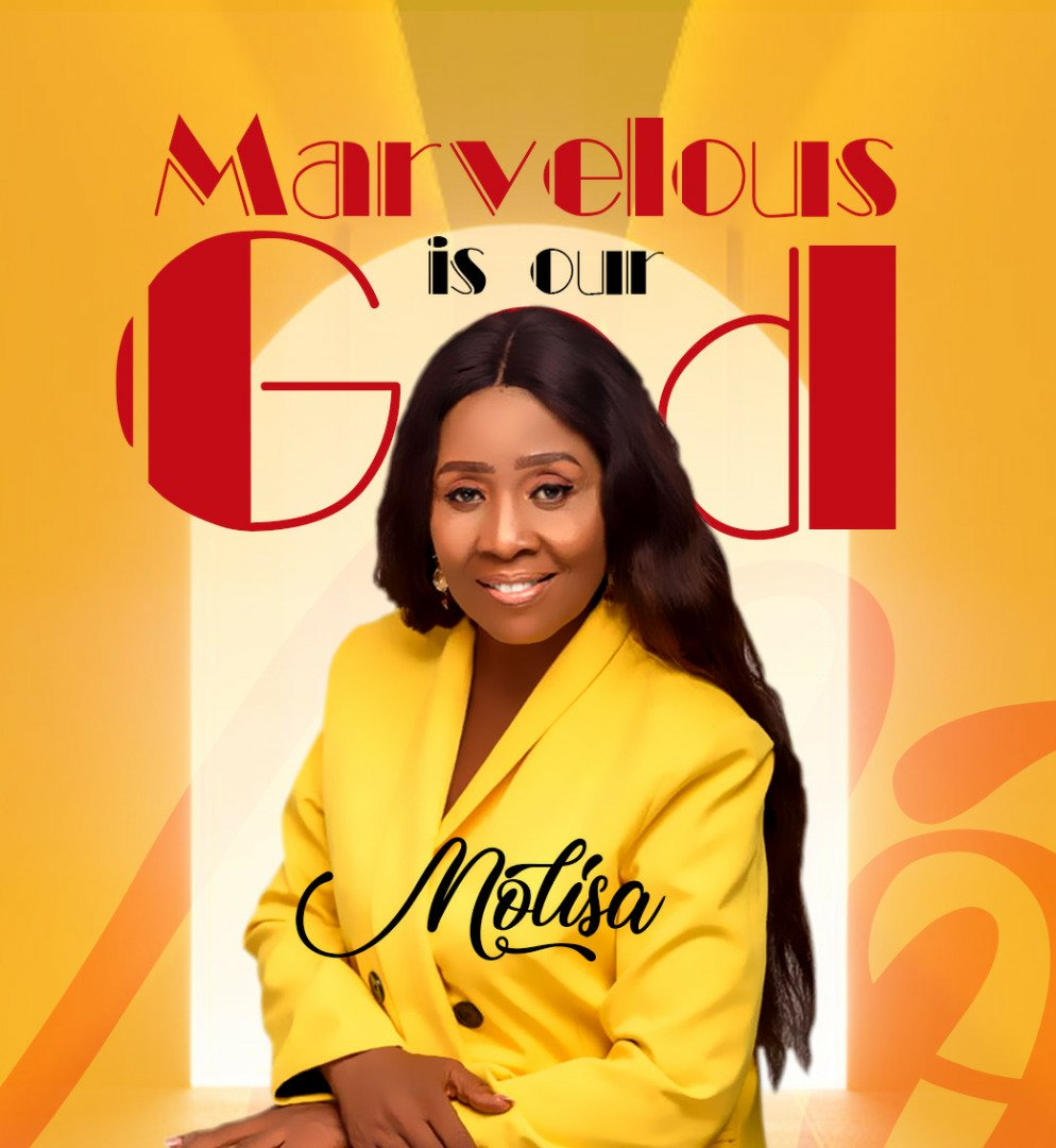 DOWNLOAD Music: Molisa – Marvelous Is Our God