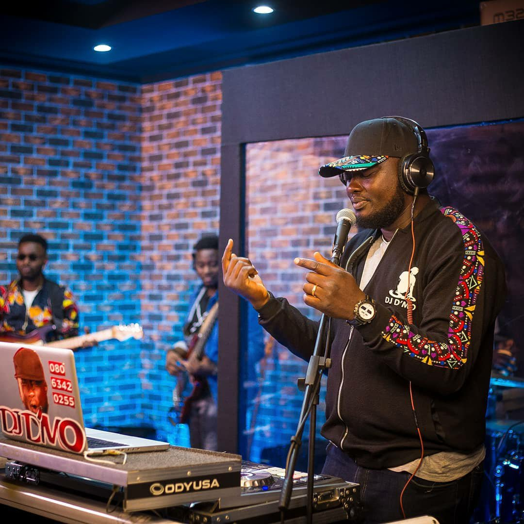 Music: Live Sessions 1 With Dj D'mo
