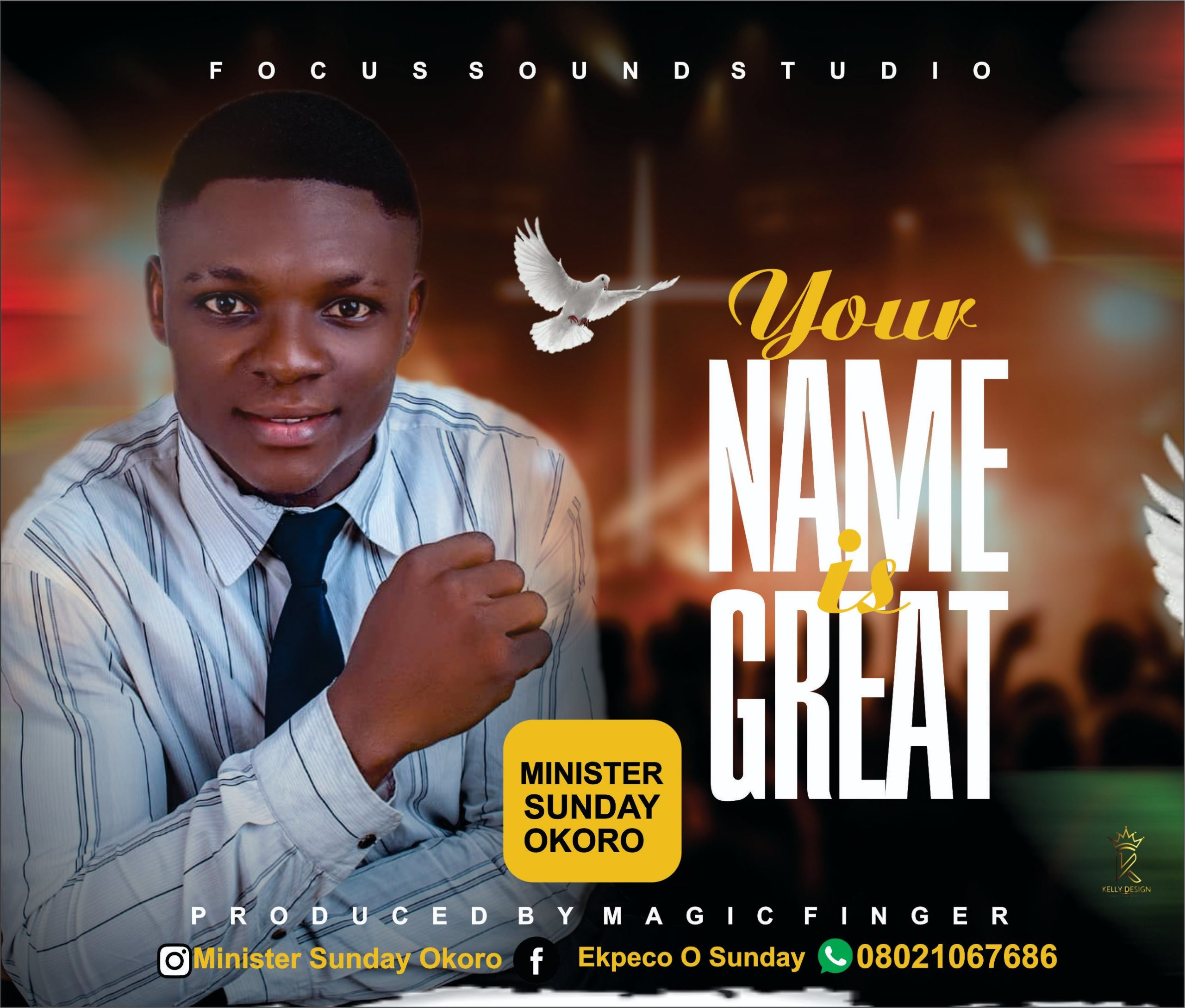 DOWNLOAD Music: Sunday Okoro – Your Name Is Great