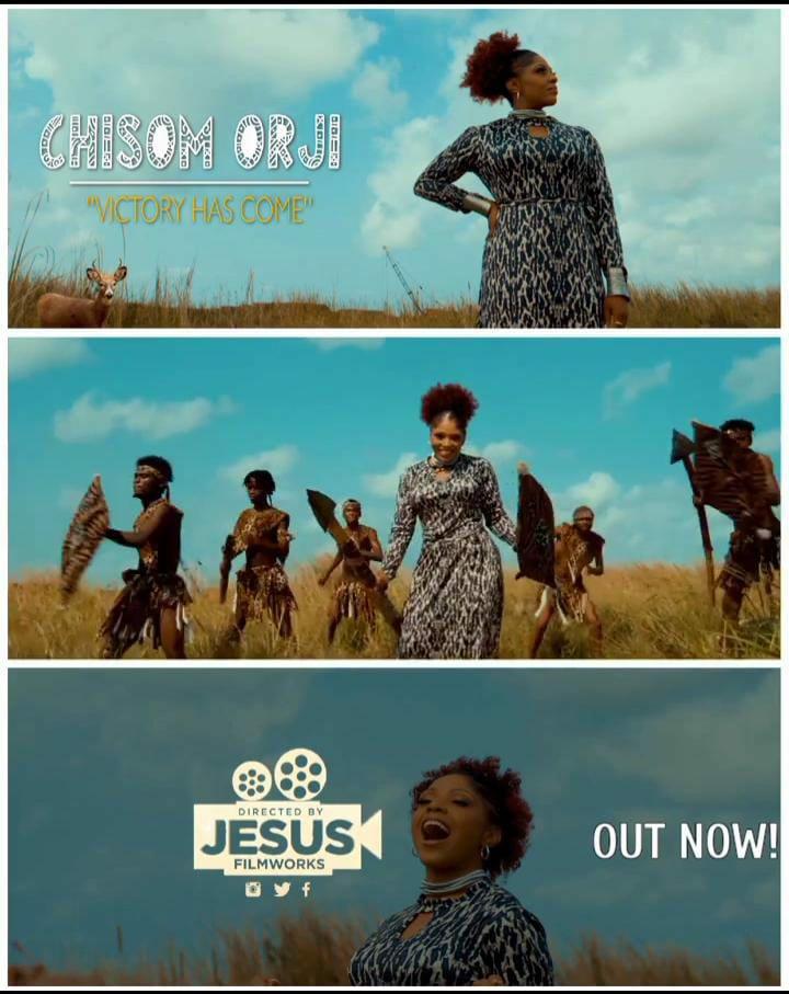MUSIC Video + Audio: Chisom Orji – Victory Has Come