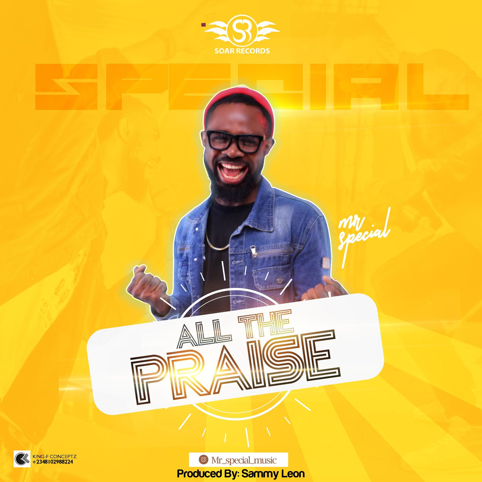 DOWNLOAD Music: Mr special – All the praise