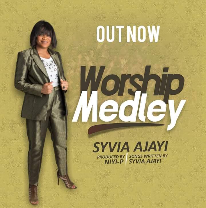 LYRIC Video: Syvia Ajayi – Worship Medley