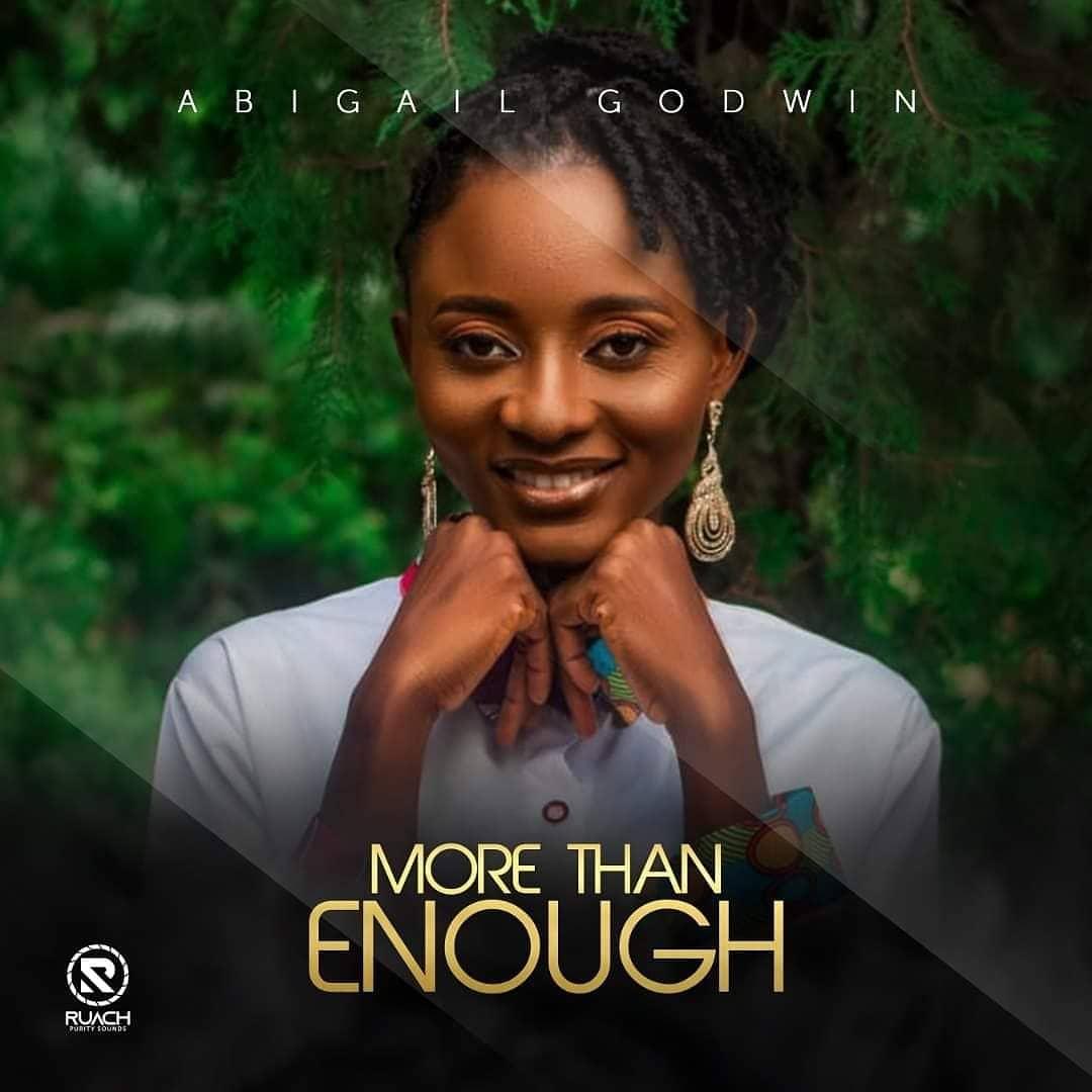 DOWNLOAD Music: Abigail Godwin – More Than Enough