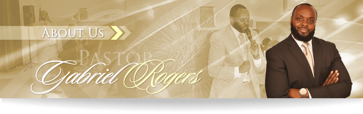 About Us - Pastor Banner