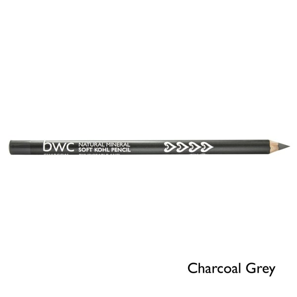 Beauty Without Cruelty kohl pencil charcoal grey
