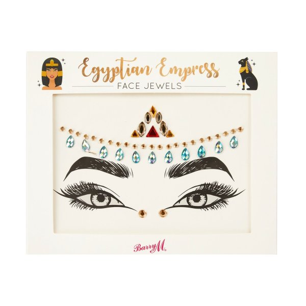 Barry M face jewels egyptian empress