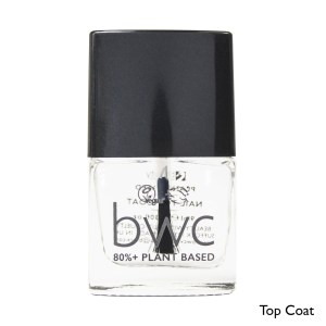 Beauty Without Cruelty nail varnish top coat