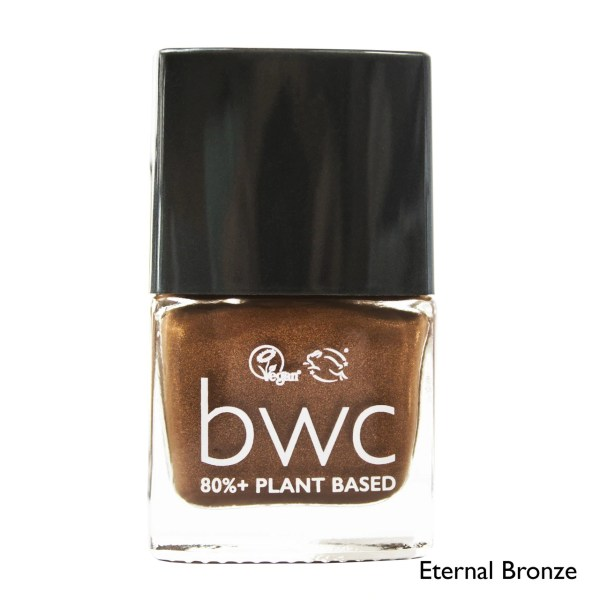 Beauty Without Cruelty nail varnish eternal bronze