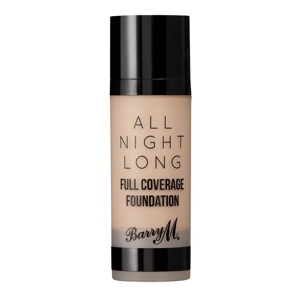 barry M all night long foundation oatmeal