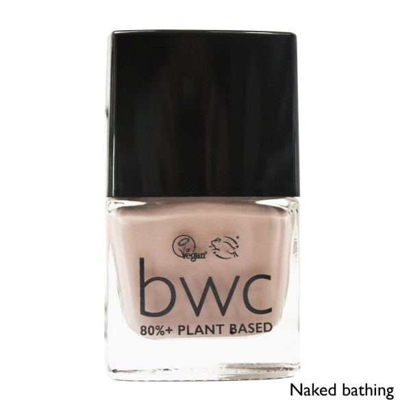 Beauty Without Cruelty nail varnish naked bathing