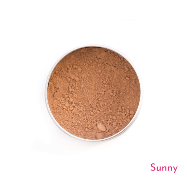 Love the planet foundations--sunny