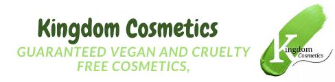 Kingdom Cosmetics header