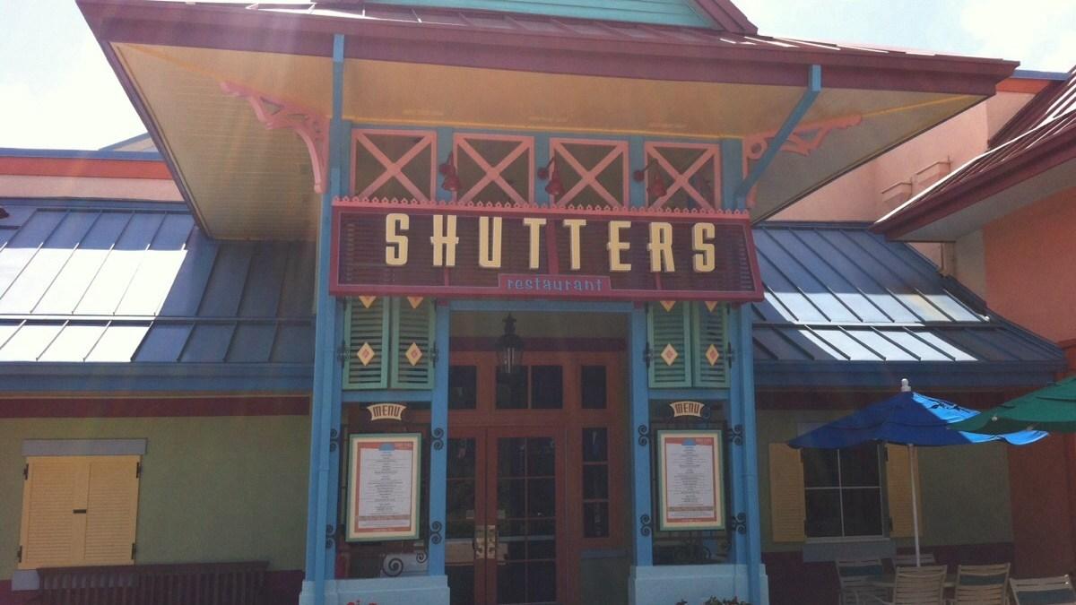 Shutters: New York Strip