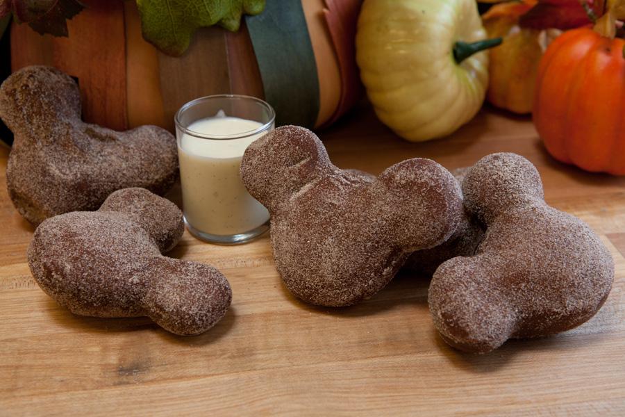 Gingerbread Beignets