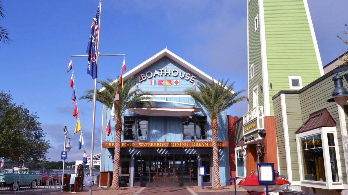 The BOATHOUSE: Firecracker Shrimp