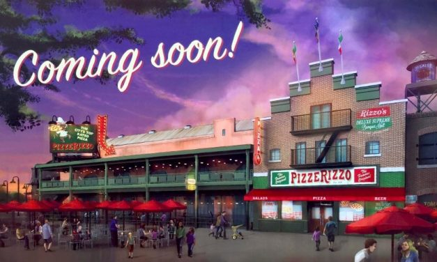 PizzeRizzo Concept Art and Details