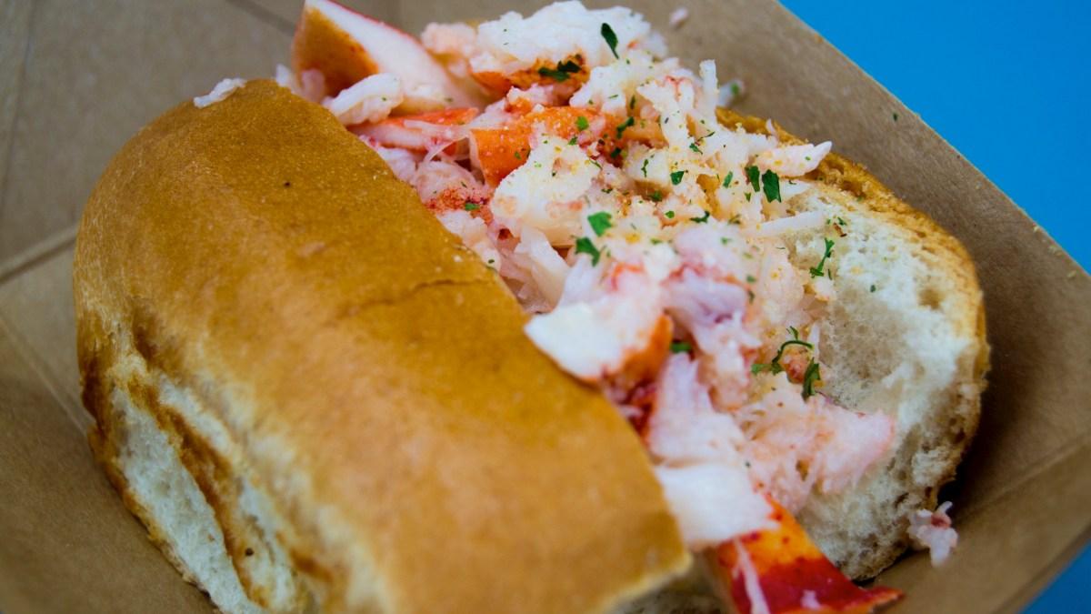 Hops & Barley: Lobster Roll
