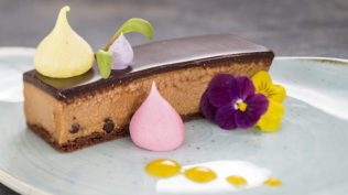 Decadent Delights: Chocolate Mousse Bar