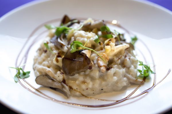 Masterpiece Kitchen: Wild Mushroom Risotto