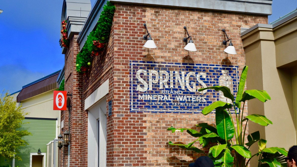 Disney Springs Updates