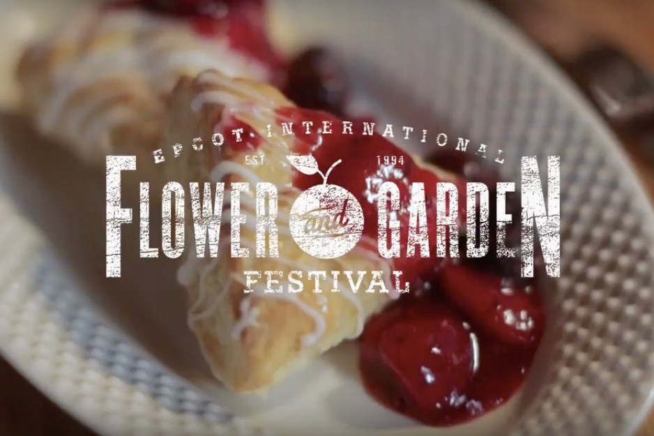 Behind the Scenes at the Epcot Flower and Garden Festival