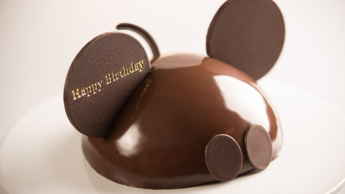 All-New Mickey Mouse Celebratory Cakes
