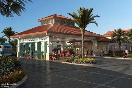 Caribbean Beach Resort Transformation
