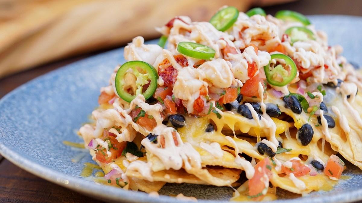 Lobster Nachos Recipe