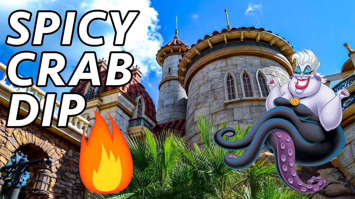 Ursula's Spicy Crab Dip