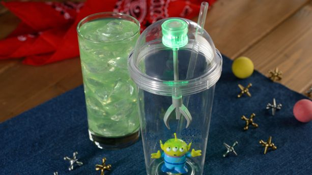 Alien Sipper with Mystic Portal Punch