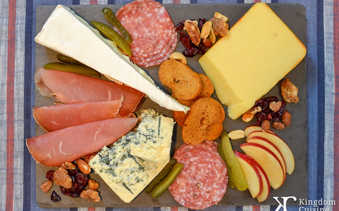 Mary Poppins' Cheese Board