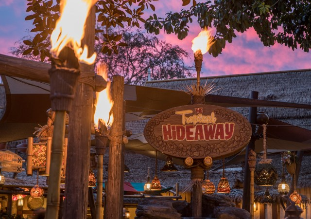 First Look: The Tropical Hideaway at Disneyland Park